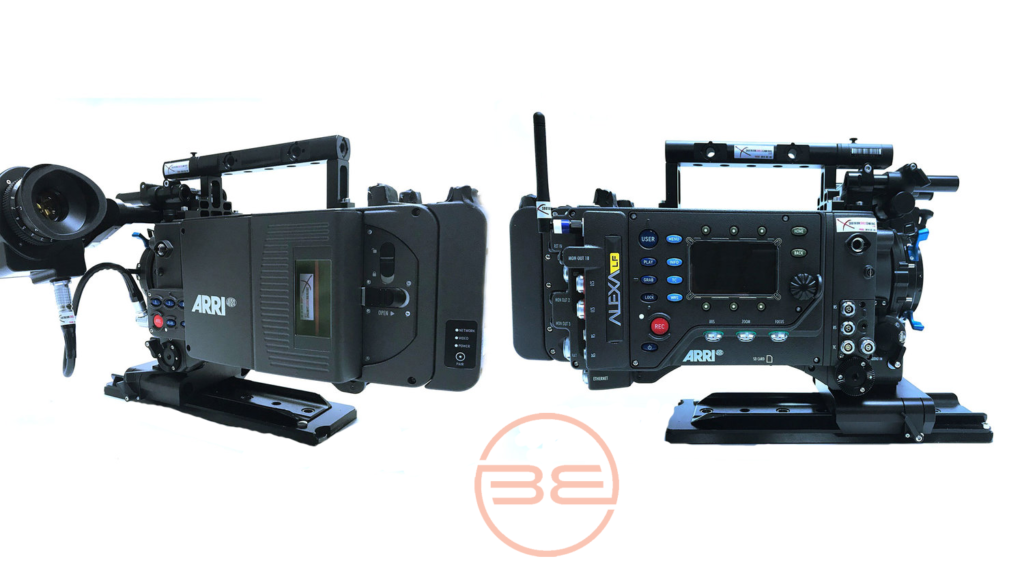 Video Production Camera by Arri.  The Arri Alexa LF Video Production Camera